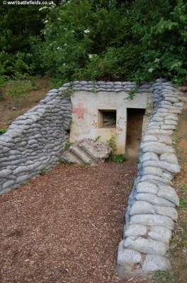 Bunker at Lettenberg