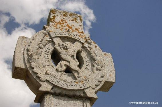 London Scottish Memorial