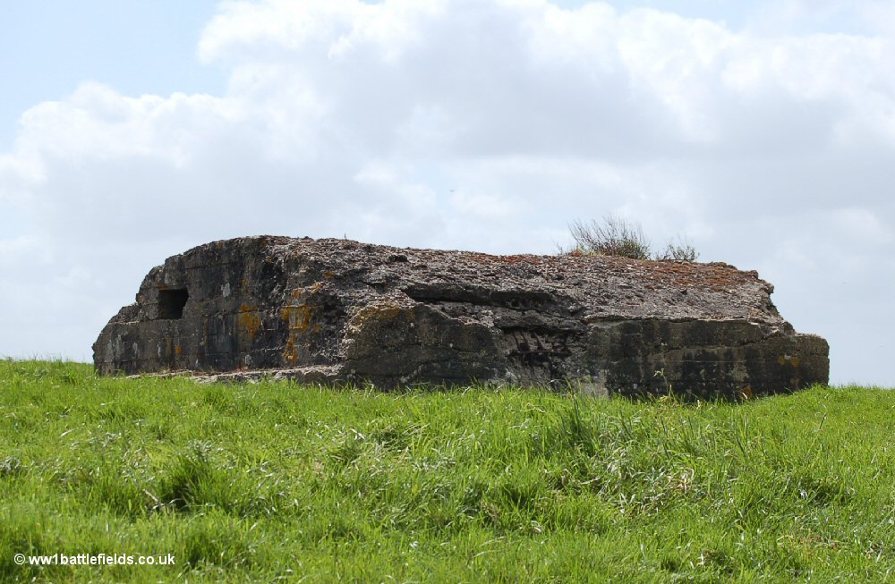 Bunker near Messines
