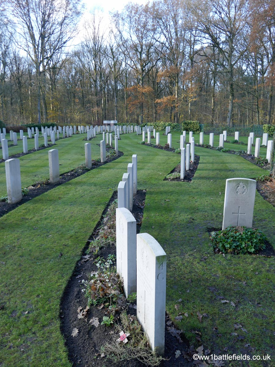Rifle House Cemetery