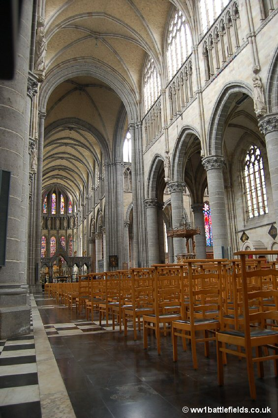 Interior of the Cathedral