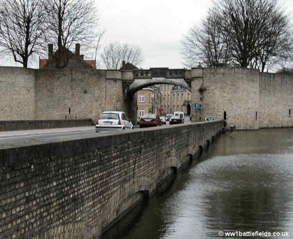 The Lille Gate Ypres