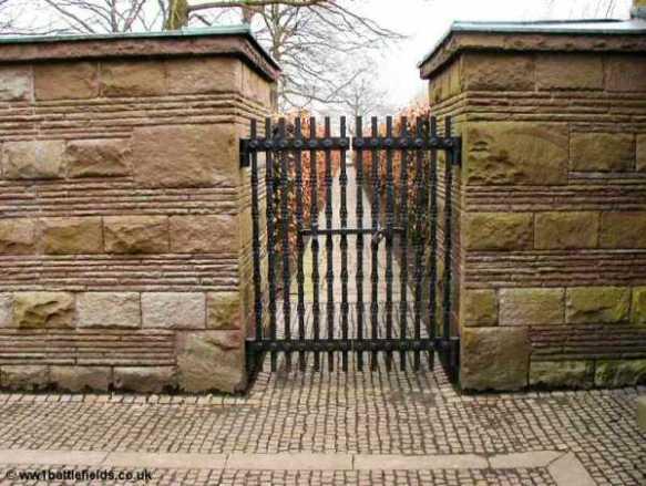 Langemark German Cemetery today