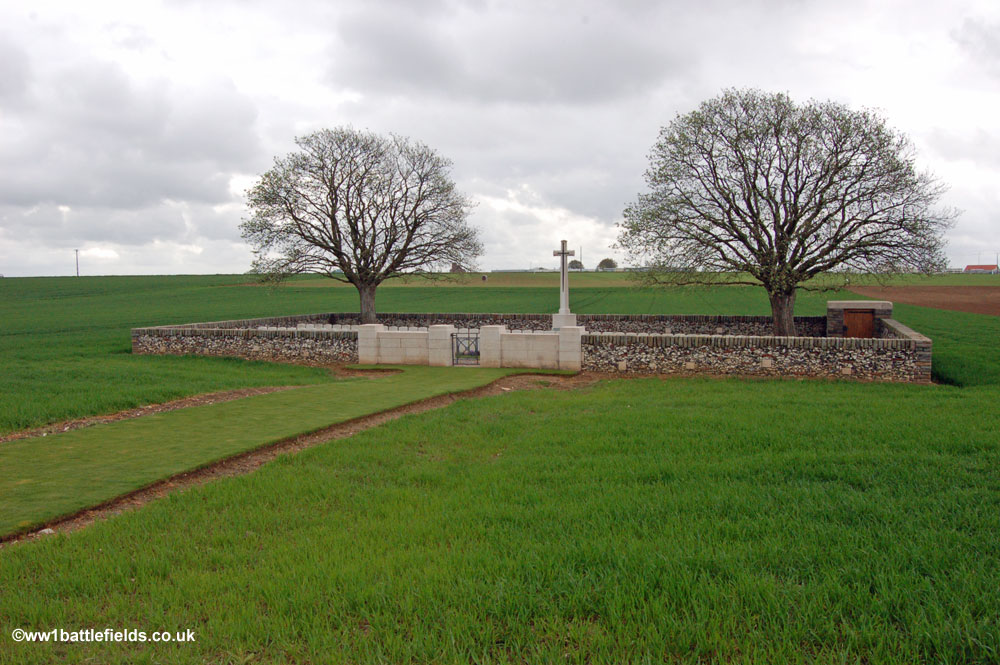 Bailleul Road West Cemetery