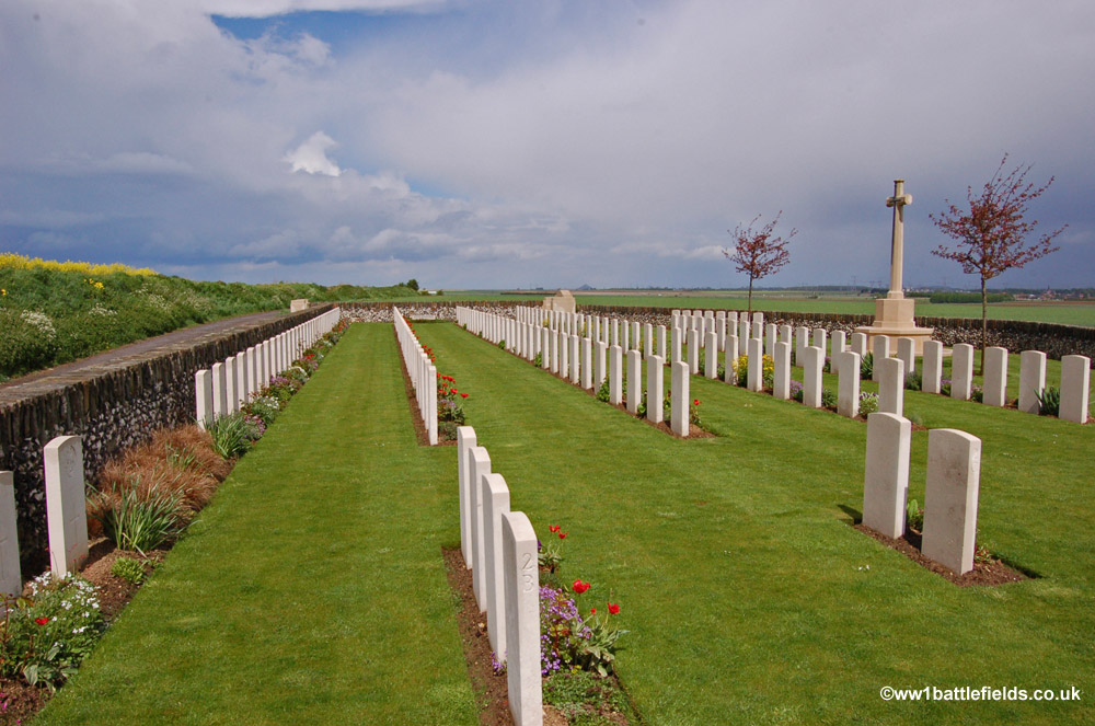 Sunken Road Cemetery