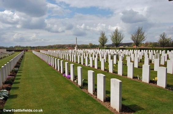 Cambrin Military Cemetery