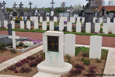 Cuinchy Communal Cemetery