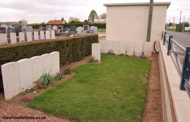 Cuinchy Communal Cemetery