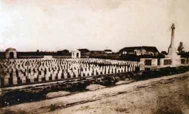 La Targette British Cemetery