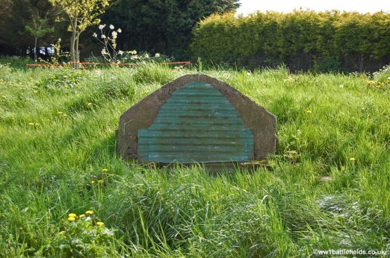 Bunkers at Guillemont