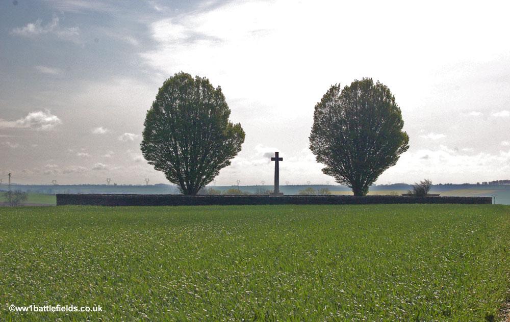 Hawthorn Ridge No. 1 Cemetery
