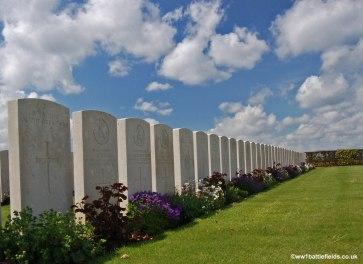Munich Trench Cemetery