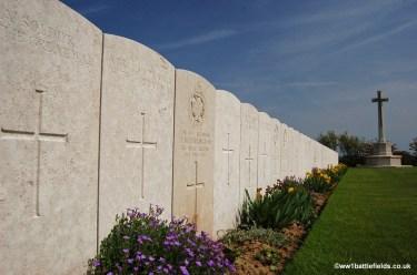 Redan Ridge No. 1 Cemetery