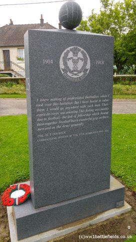 Footballers Memorial