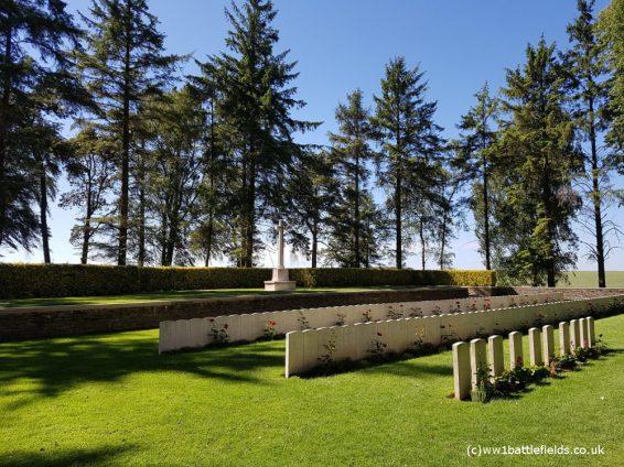 Hawthorn Ridge No. 2 Cemetery