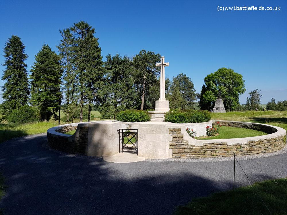 Hunter's Cemetery, Newfoundland Memorial Park