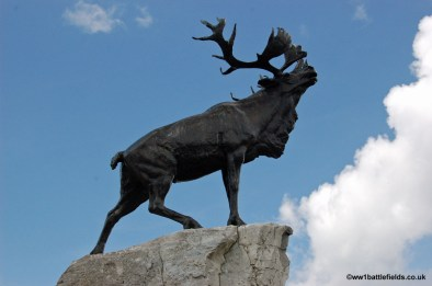 The Newfoundland Caribou