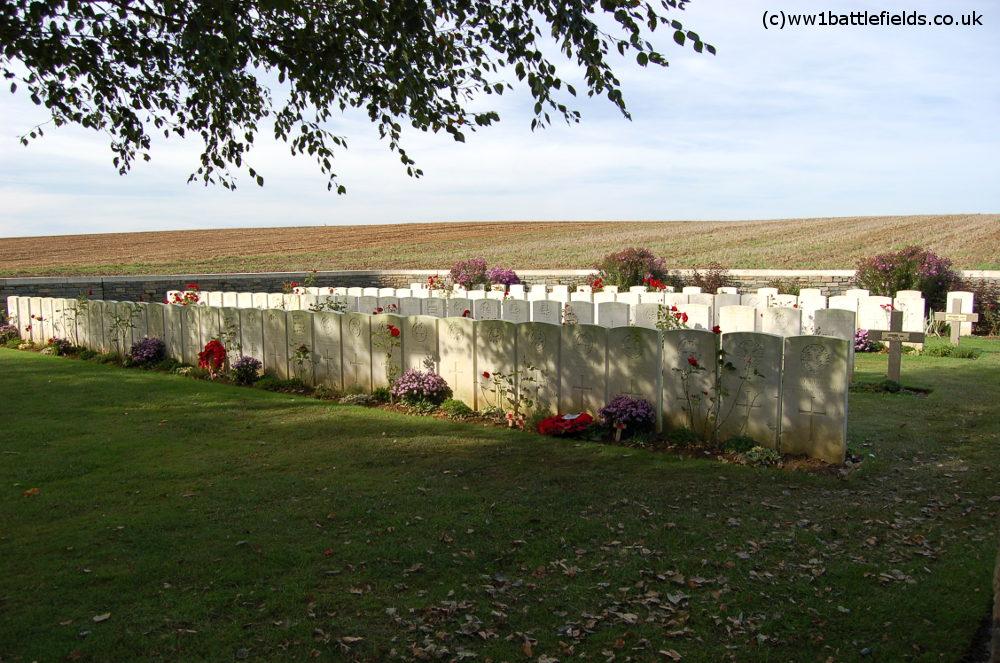 Railway Hollow Cemetery