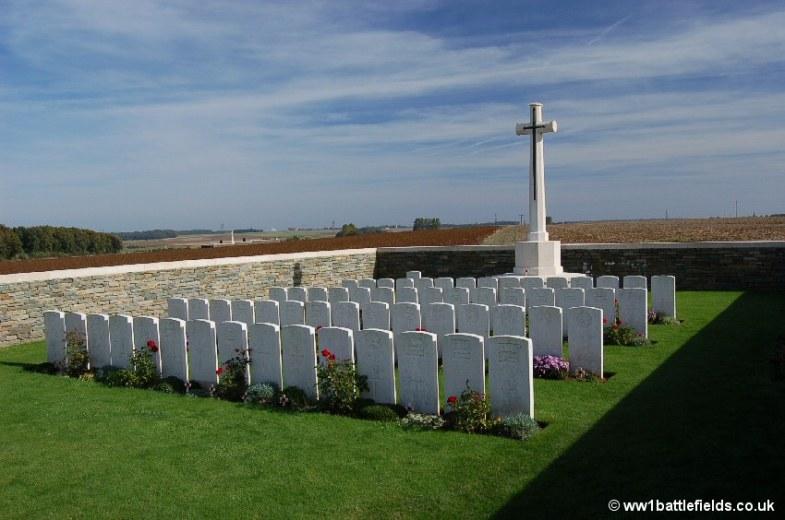 Serre Road No. 3 Cemetery