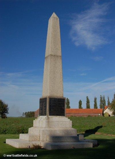 18th Division Memorial