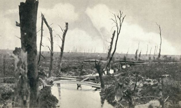 The Steenbeek during the war