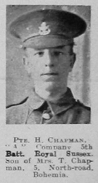 H Chapman