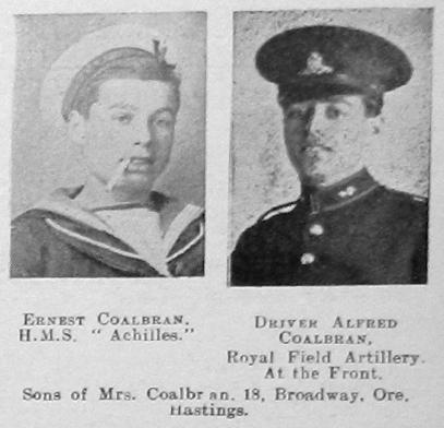 Coalbran, Ernest