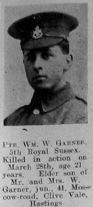William W Garner