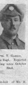 Gasson, Thomas
