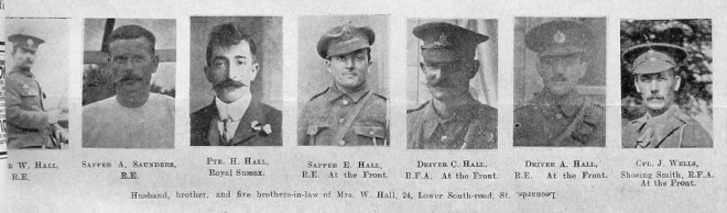 Hall, Saunders & Wells