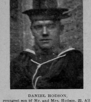 Daniel Hodson