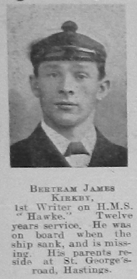 Bertram James Kirkby