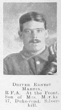 Ernest Martin