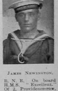 James Newington