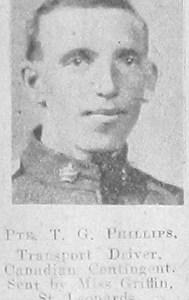 T G Phillips