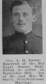 A H Smith