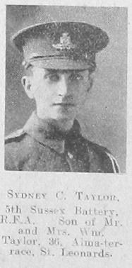 Sydney C Taylor