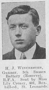 H Winchester