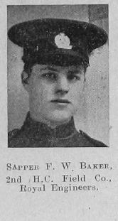 F W Baker