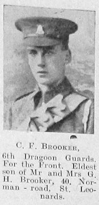 C F Brooker