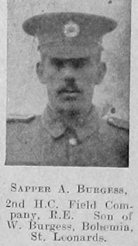 A Burgess
