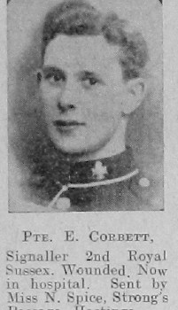 E Corbett