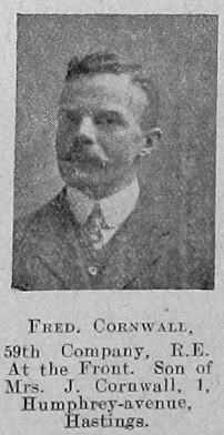 Fred Cornwall