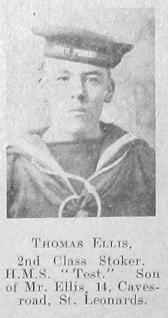 Ellis Thomas