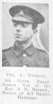 L Barrow