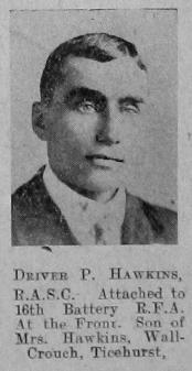 P Hawkins