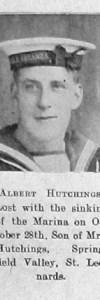 Hutchings, Albert