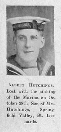Albert Hutchings