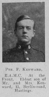 F Kenward