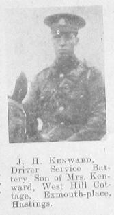 J H Kenward
